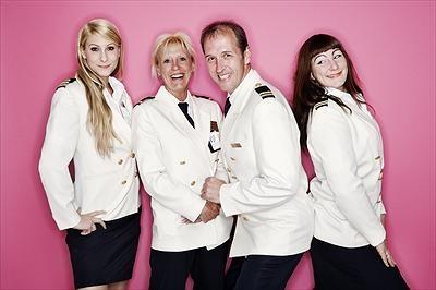 Färjan Foto:Daniel Jälmbratt/Kanal 5.
