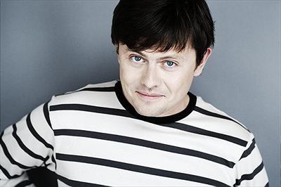 Fredrik Wikingsson. Foto:Daniel Jälmbratt/Kanal 5.