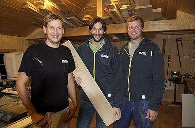 Roomservice - Johnnie Krigström, Rami Shabaan och Mattias Särnholm. foto Kanal 5
