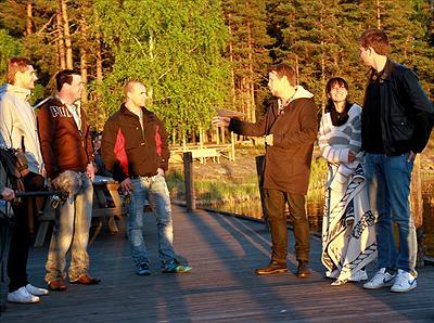 webbplats massage oskyddad nära Stockholm