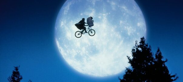 ET - the extra-terrestrial